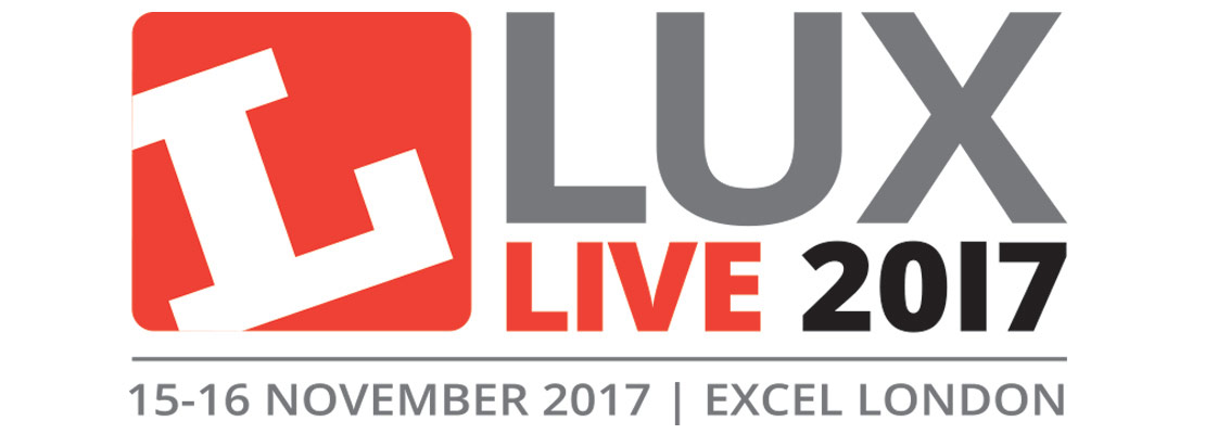 15th-16th November 2017 LuxLive banner