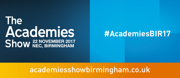 The Academies Show 22nd November 2017 banner