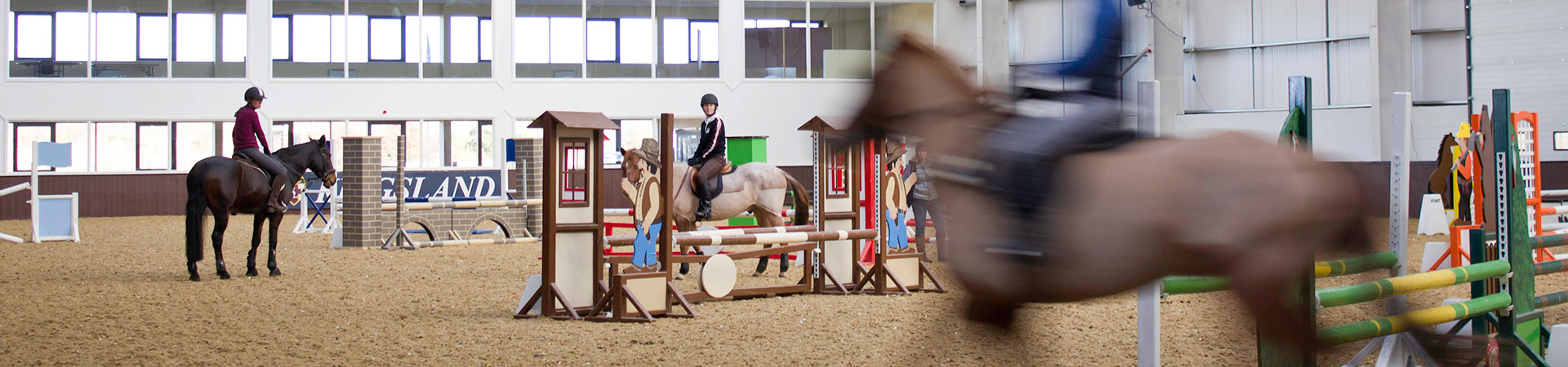 Bury Farm Equestrian Village, Leighton Buzzard