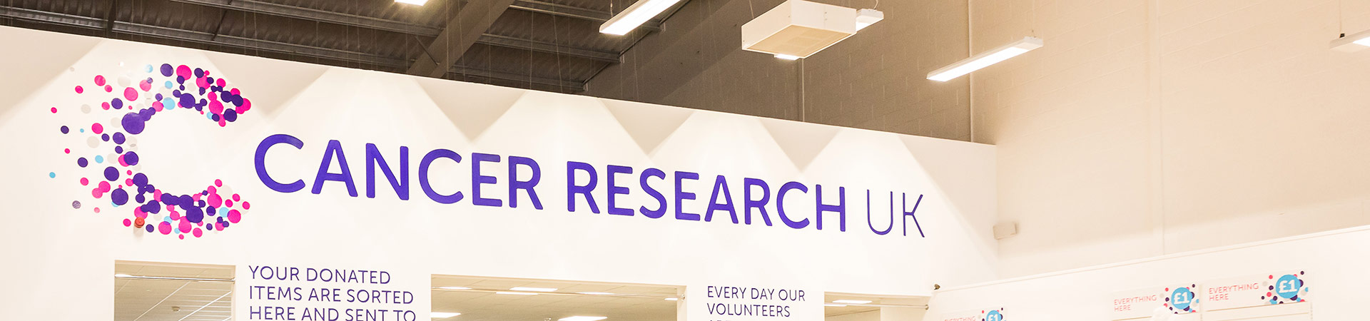 Cancer Research UK Superstore, Wisbech
