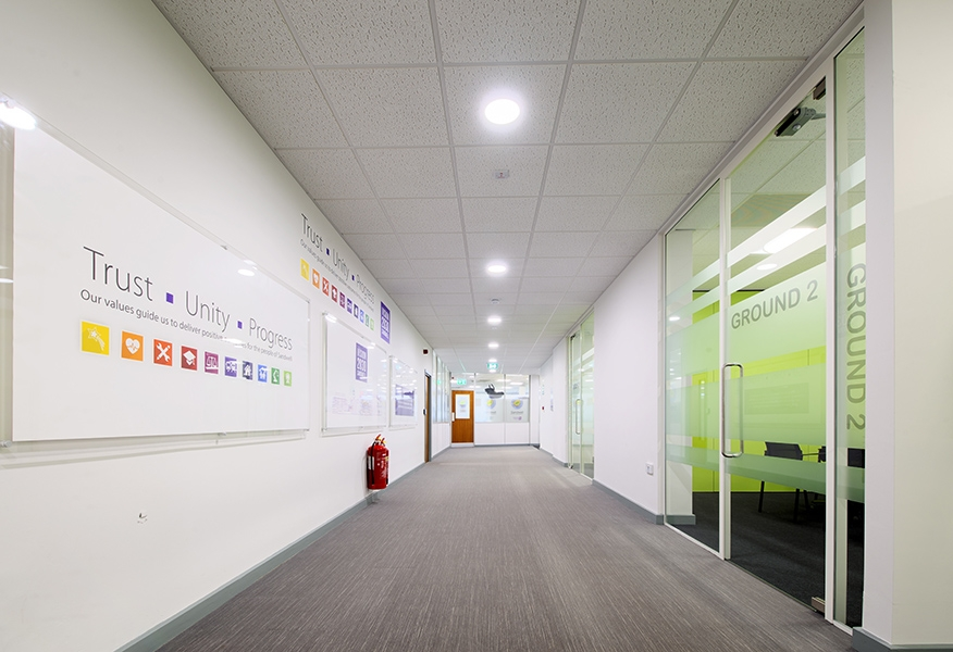 Sandwell Council House, Oldbury case study | Tamlite