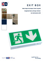 Exit Box product leaflet cover image