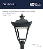 Churchill Product Leaflet cover image