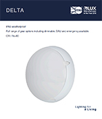 Delta Product Leaflet cover image