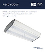 Revo Focus Product Leaflet cover image