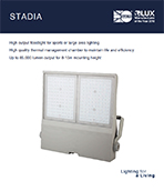 Stadia Product Leaflet cover image