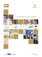 Tamlite Lighting catalogue 2017 cover image