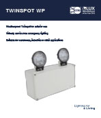 Twinspot wp Product Leaflet cover image