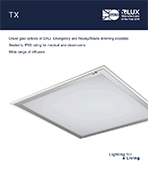 Tx Product Leaflet cover image