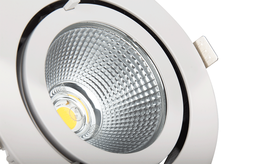 2020 i3 Recessed adjustable downlight product photograph