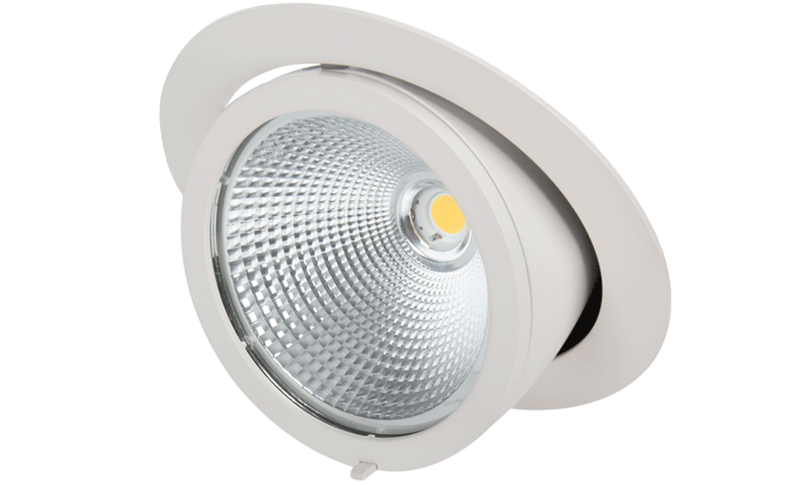 2020 I5 High output adjustable downlight