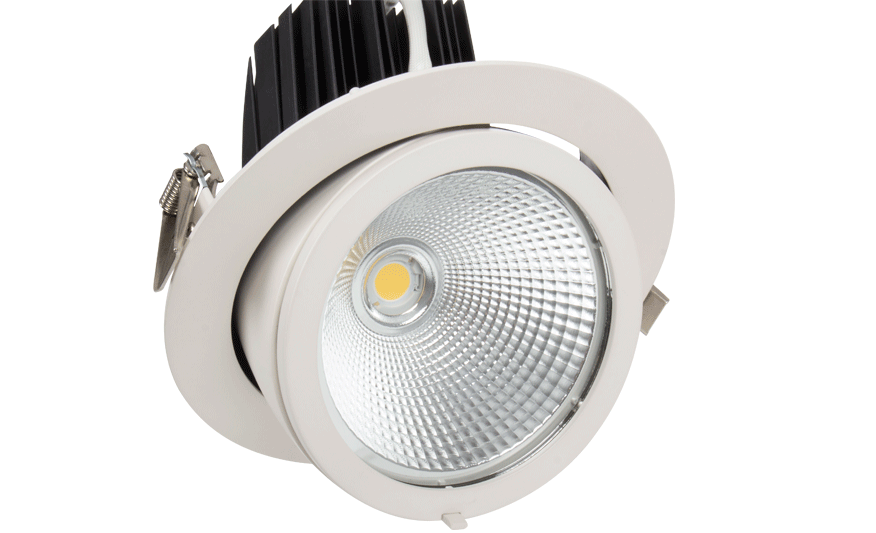2020 i5 High output adjustable downlight product photograph