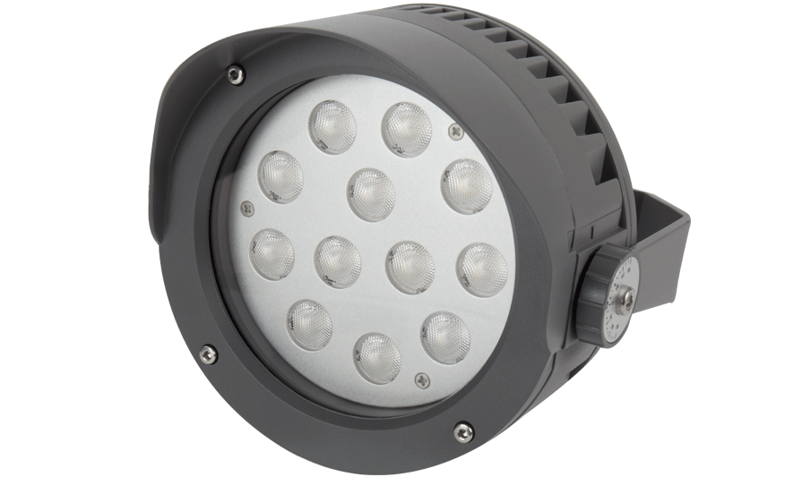 City Sl High output exterior spotlight