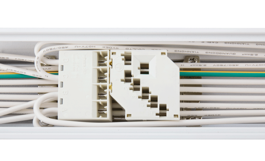 I LINE TRUNKING accessory photograph