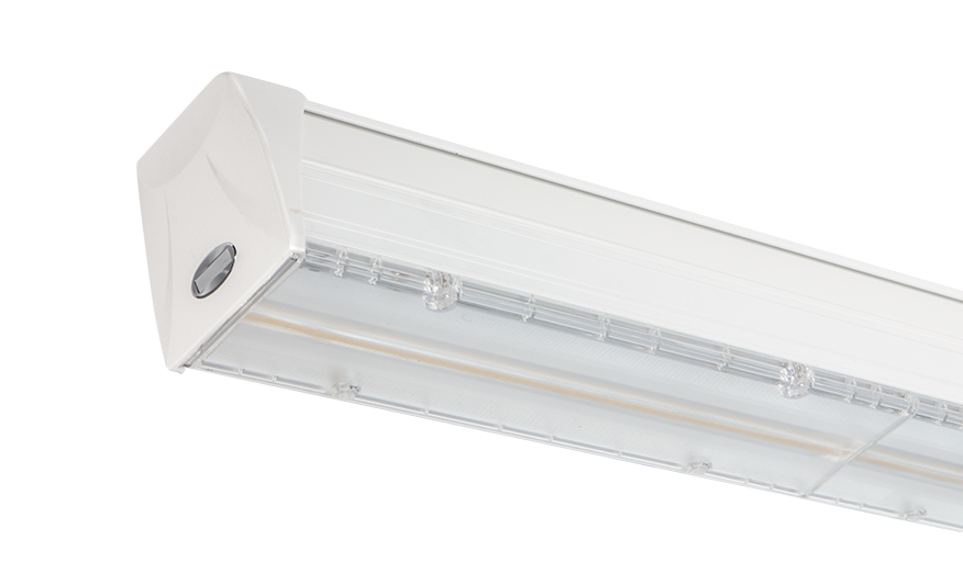 I LINE MODULES Pre-wired LED linear lighting system - Narrow beam product photograph