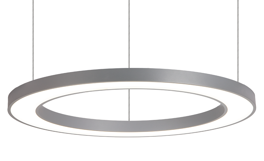 Air Decorative suspended pendant - Grey