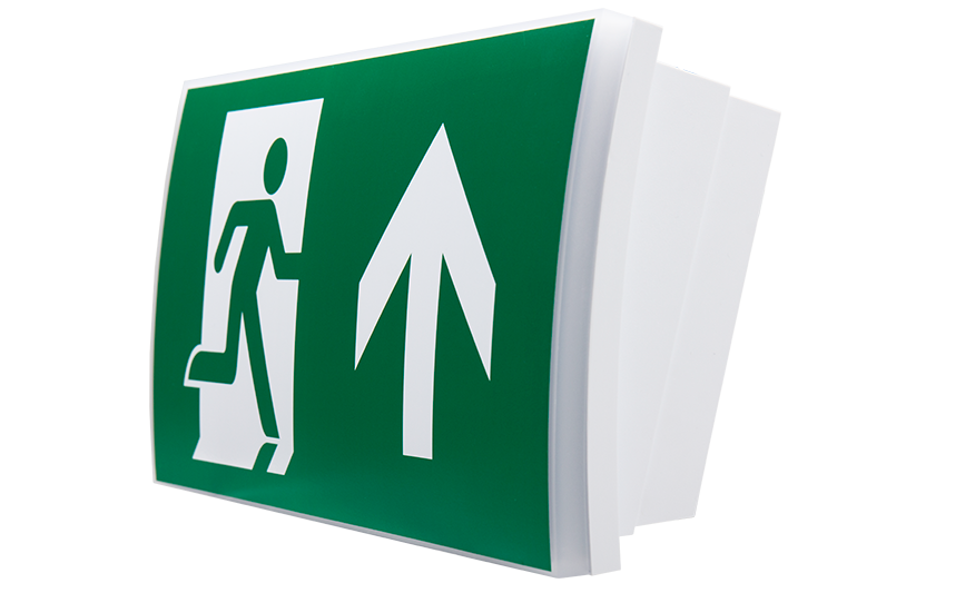 ELITE EB Professional emergency exit box product photograph