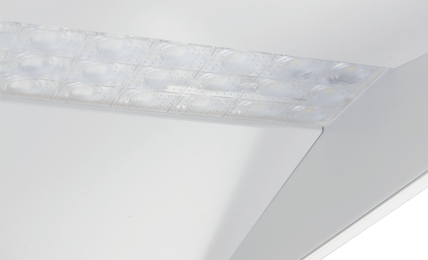 HORIZON FOCUS Recessed LED module product photograph