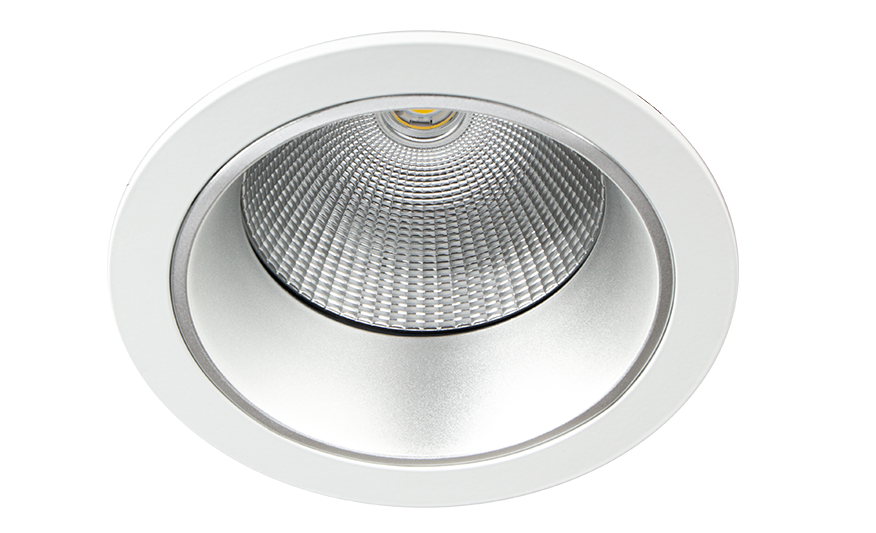 Ikon Recessed circular downlight
