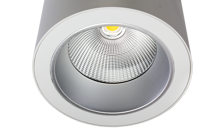 IKON S Surface circular downlight product photograph