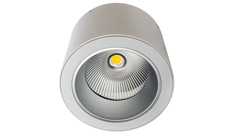 Ikon S Surface circular downlight
