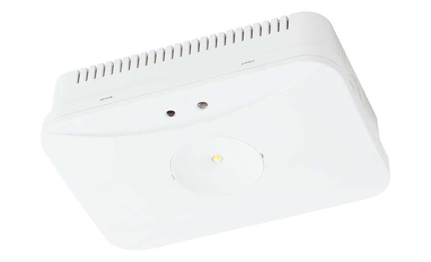 EMLED S Surface mounted emergency downlight product photograph