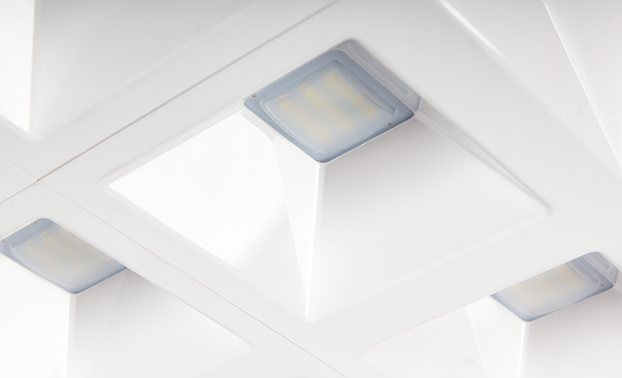 LOGIK Recessed module product photograph