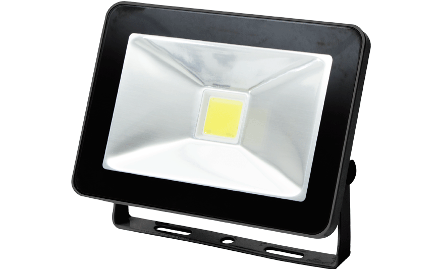 Microflood ultra compact floodlight
