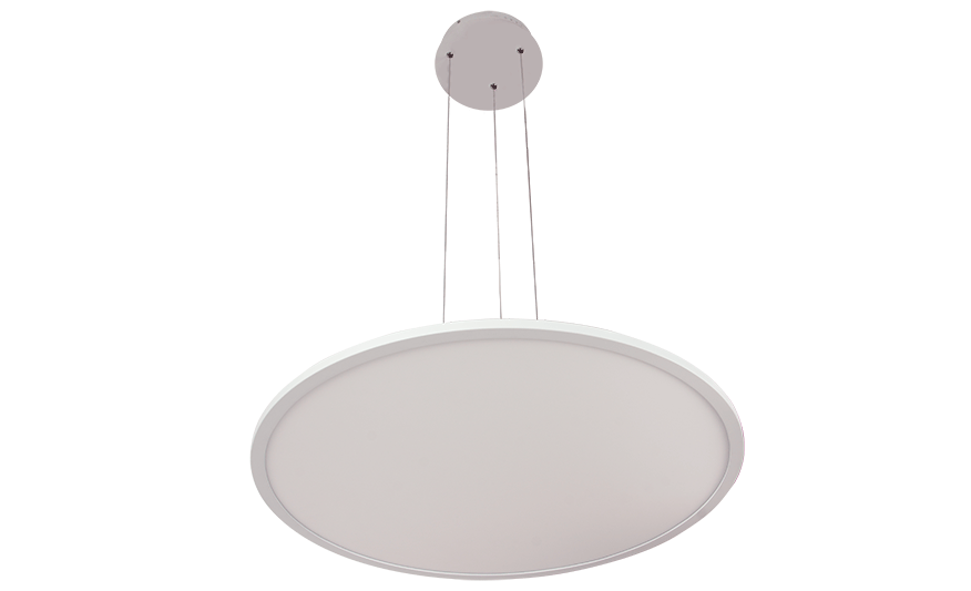 OLYMPIAN Circular suspended pendant product photograph