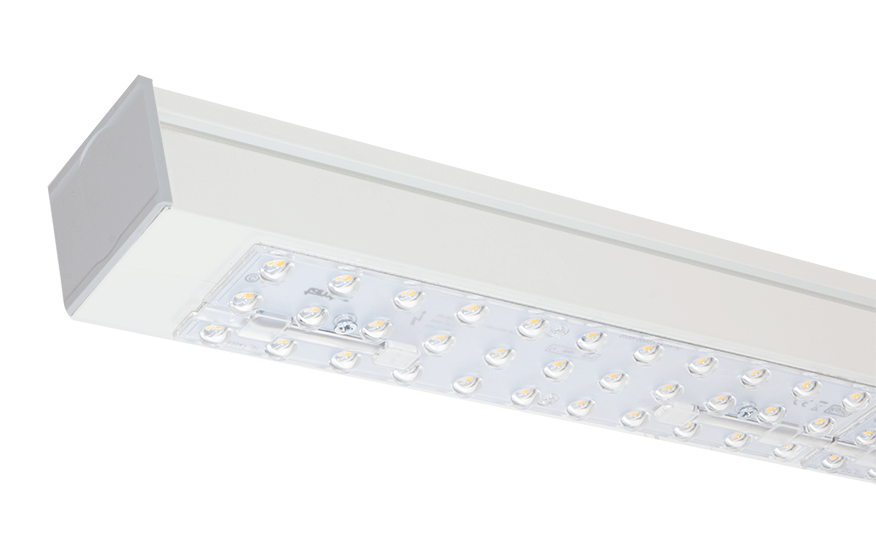 RACKLINE Linear LED light system product photograph