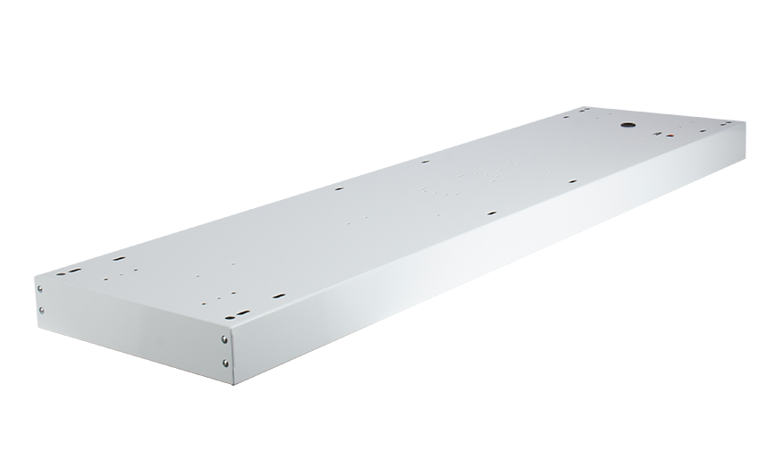 MODLED SB 1200mm X 300mm Surface box (BESA spacers) accessory photograph