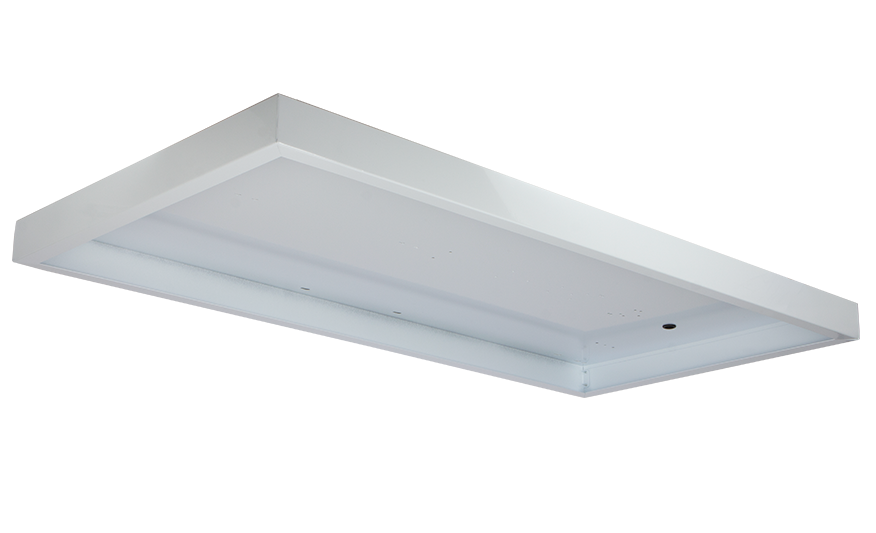 modled sb 1200mm x 600mm Surface box (BESA spacers) accessory photograph
