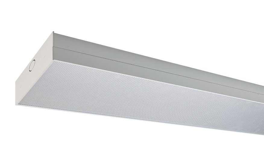 Tbx Lg Low glare Tri-Colour LED Batten