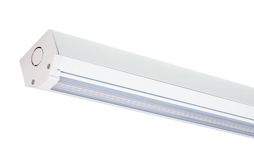Tbx Nb Low glare Tri-Colour LED Batten