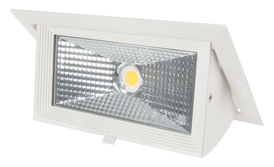 Tmh Led Recessed adjustable downlight
