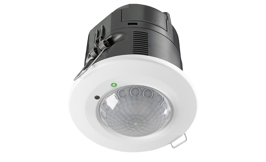 V103 Fixed output PIR sensor with photocell