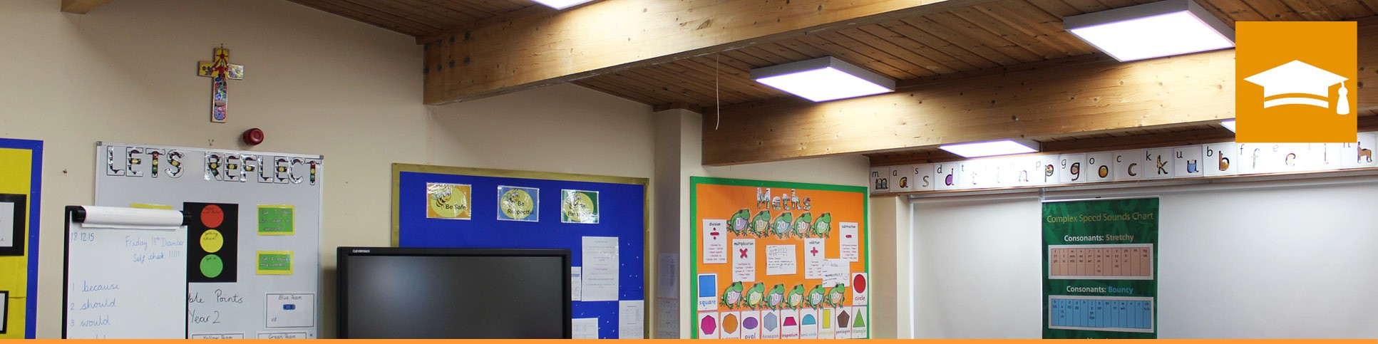 Lighting for Classrooms