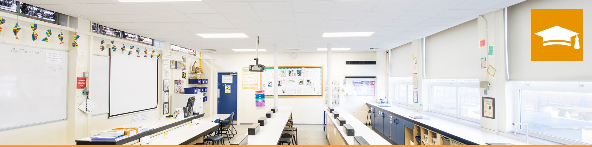 Lighting for Education Wellbeing
