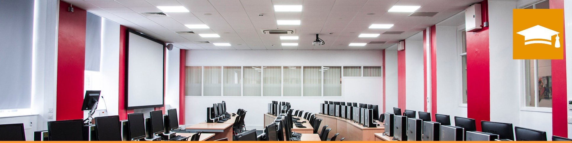Lighting for Lecture Theatres