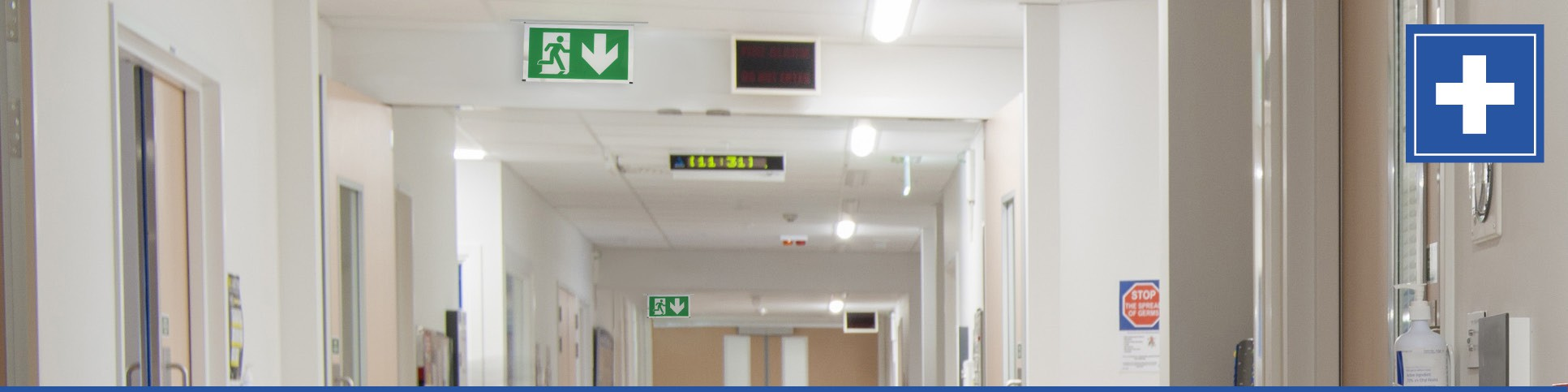 Lighting for Hospital Corridors