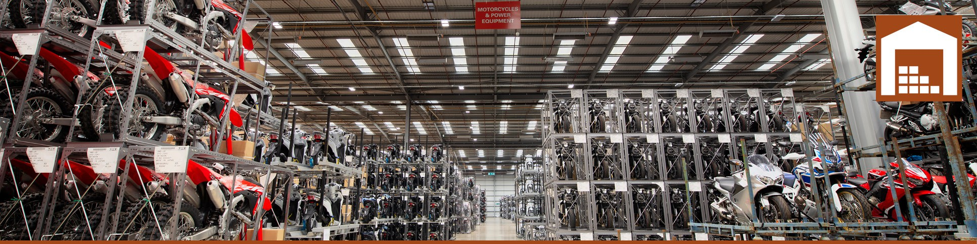 Lighting for Warehouse and Logistics Wellbeing