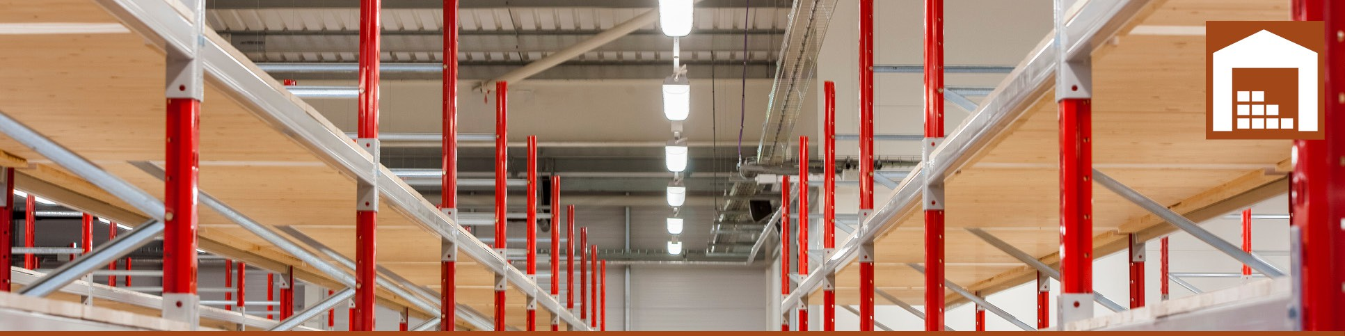 Lighting for Low Level Racking